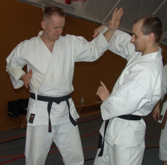 Stephan Training2